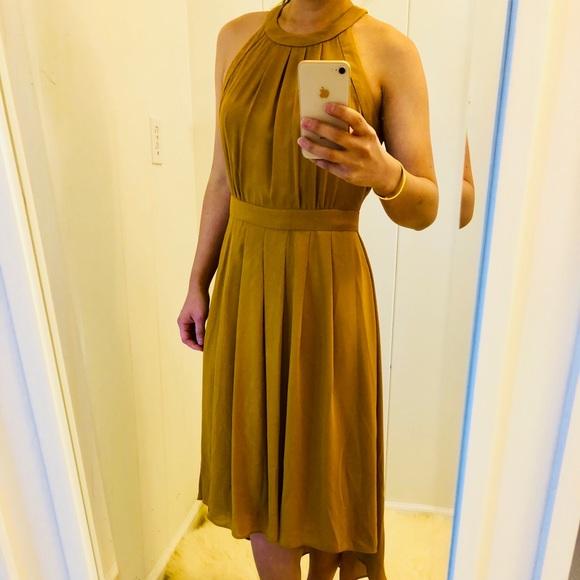 282a7b89c3be6e Banana Republic Dresses | Gorgeous Mustard Yellow Dress | Poshmark